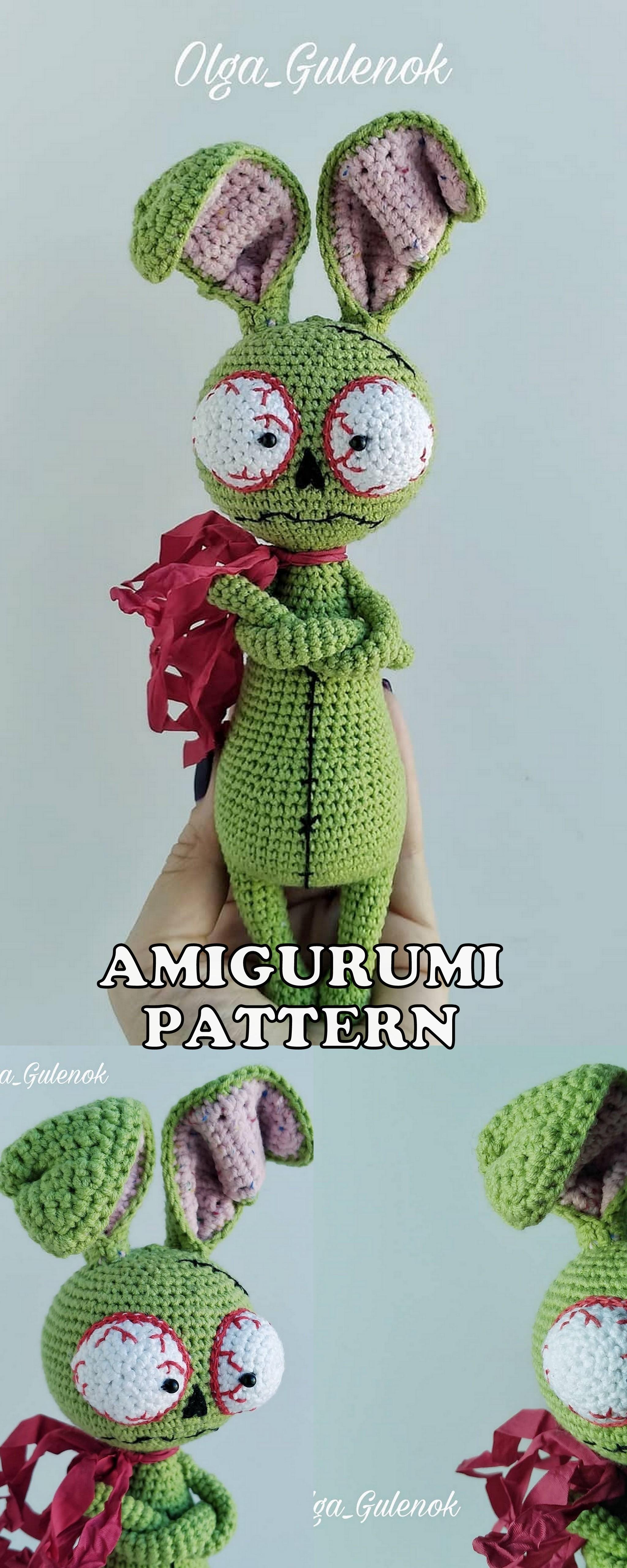 20 Best Amigurumi Bunny Free Crochet Patterns