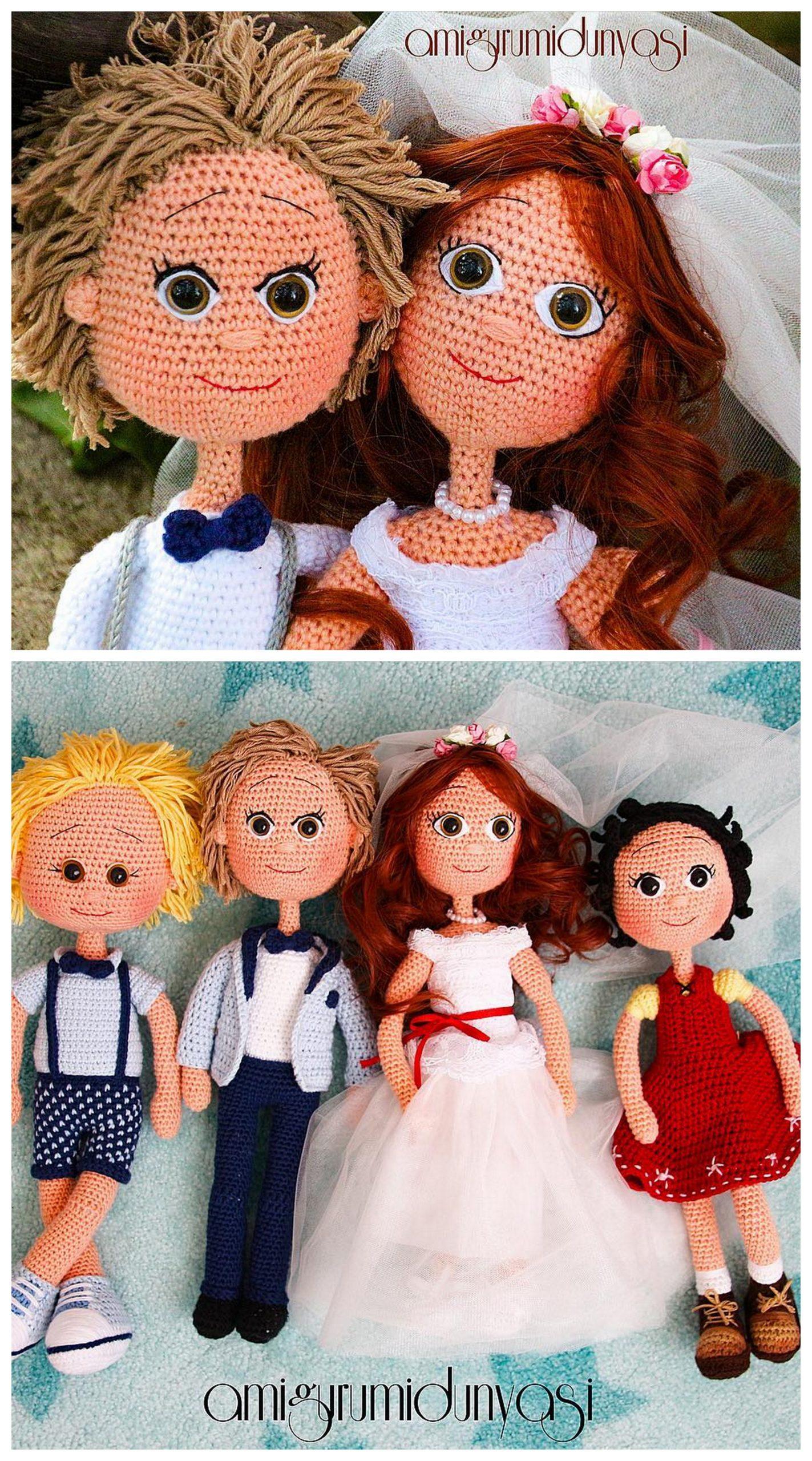 Pin on Crochet dolls free patterns | 2560x1423