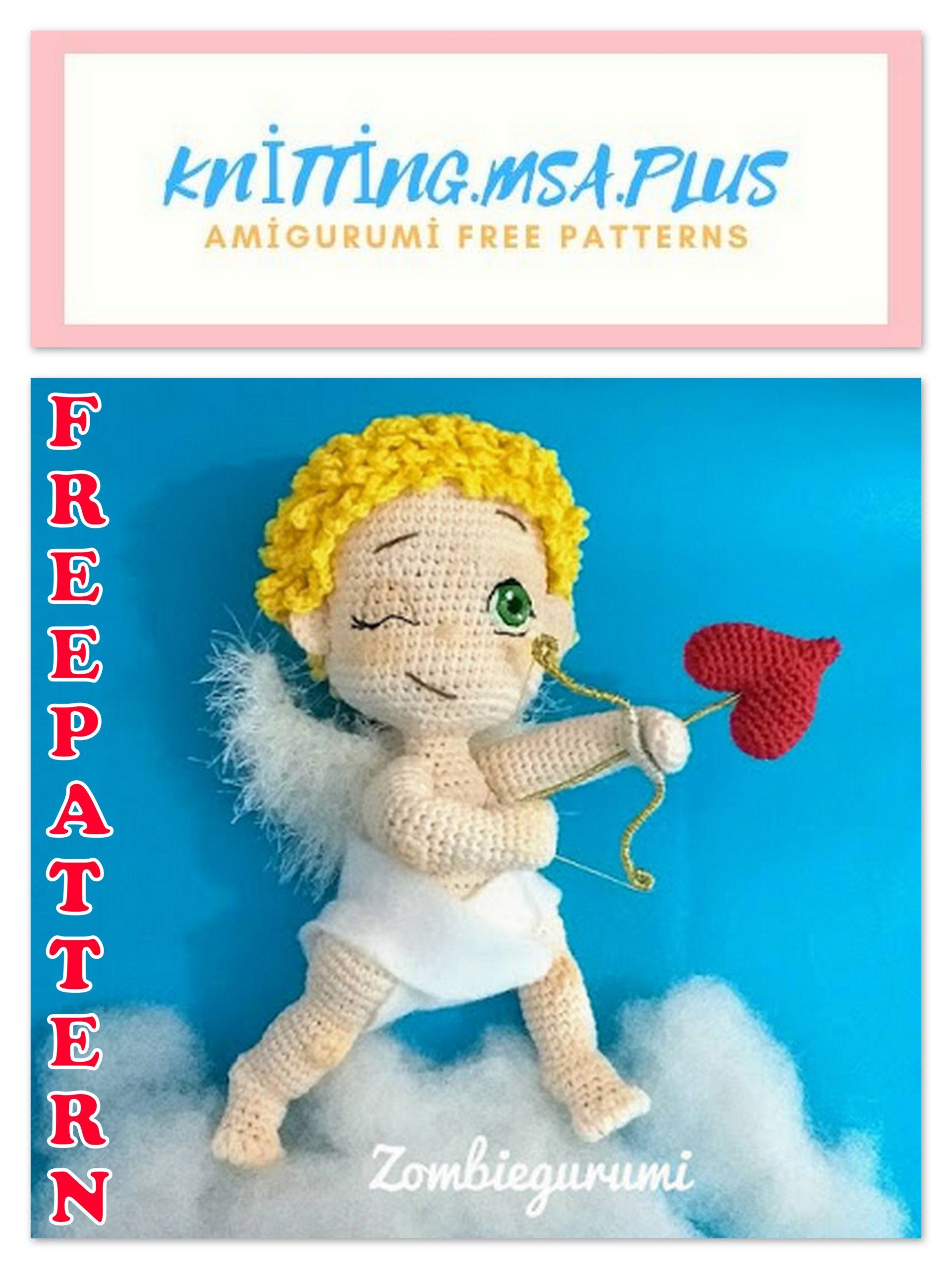 Crochet Angel 10 Free Crochet Pattern Link List - Crochet For You | 2560x1921