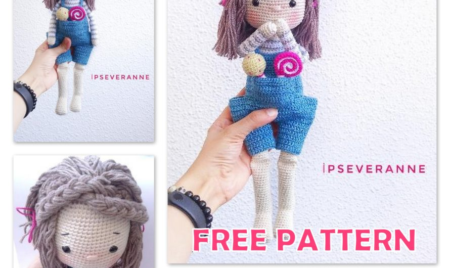 Amigurumi Amanda Doll Free Crochet Pattern